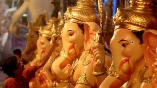 Ganpati Bappa Moriya Arti, Ganesh Ji Ki aarti | Om Ganganpti Namo Namah Mantra Moriya Re Moriya Jaap