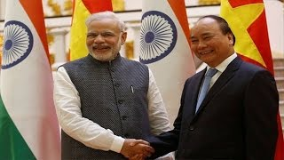 India gives $500 million credit line to Vietnam to strengthen defence