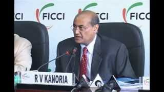 RV Kanoria, President, FICCI on the State of the Indian Economy