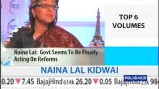 Naina Lal Kidwai, President, FICCI on the cautious optimism across Indian business