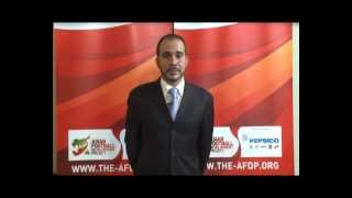 HRH Prince Ali  Bin Al Hussein's Speech for India's National Sports Day