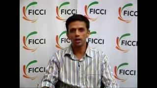 Rahul Dravid - FICCI India Sports Awards