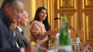 "Rt Hon Priti Patel ""Opportunities in Bengal"" London event"