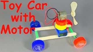 Watch How To Make A Car With A Motor At Home Video Id