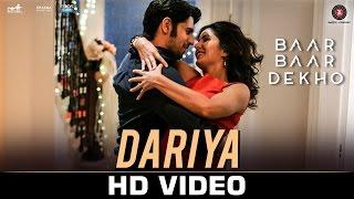 Dariya - Baar Baar Dekho Sidharth Malhotra & Katrina Kaif Arko