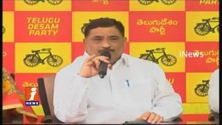 Kalva Srinivas Rao Slams Jagan iNews
