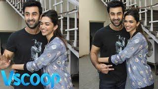 Deepika Padukone & Ranbir Kapoor Spotted? - VSCOOP