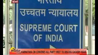 SC asks Karnataka to release 15,000 cusecs of Cauvery water