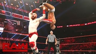 Cesaro vs. Sheamus - Best of Seven Series Match No. 3: Raw, Sept. 5, 2016