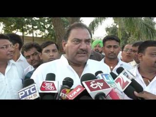 केंद्र और प्रदेश में RSS को लोगों को लाभ पहुंचा रही सरकारः अभय