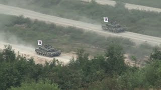 S. Korea hosts arms show after N. Korea missile tests