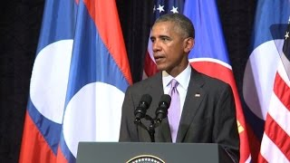Obama tells Asia Pacific leaders: US is 'here to stay'