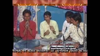 live bhajan  guru mahima bheraram sencha jumarlal nayak bornadi live bhajan