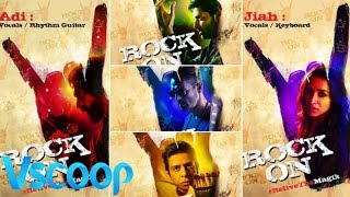 Rock On 2 Official Teaser | Farhan Akhtar, Shraddha Kapoor, Arjun Rampal, Prachi Desai - VSCOOP