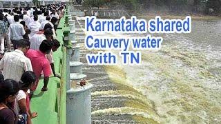 Karnataka decides to release Cauvery water to Tamil Nadu for next ten days