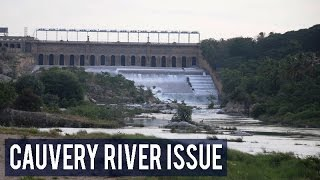 Cauvery River Issue: Cauvery water release