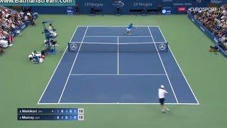 Nishikori Vs Murray Us Open 2016