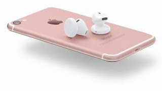 Apple iPhone 7 launch Dual lens stabilized camera, wireless AirPods and price