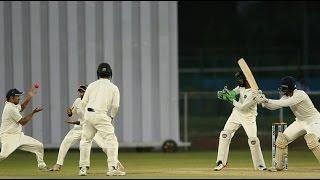 Duleep Trophy 2016: India Green vs India Blue, Match Draw