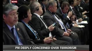 ASEAN - India Summit: PM Modi expresses concern over terrorism