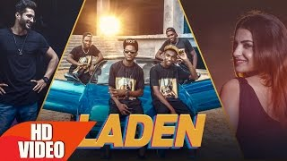 Laden(Full Video) Jassie Gill Africian Boys Jay K  Latest Punjabi Song 2016