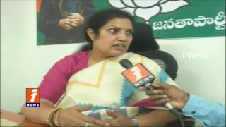 Daggubati Purandeswari Face To Face With iNews Over AP Special Status | iNews