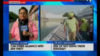 Navjot Singh Sidhu to formally launch Awaaz-e-Punjab today