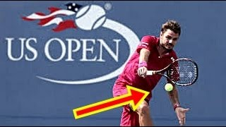 STAN WAWRINKA VS DEL POTRO US OPEN 2016 - 7-6(5) 4-6 6-3 6-2