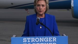 Clinton: US Should Hunt Down, Kill Leader of IS