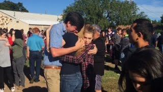 Raw: Texas School Shooting Leaves 1 Dead, 1 Hurt
