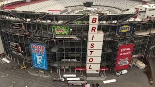 Bristol Motor Speedway Transforms for VT-UT Game