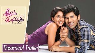 Srirasthu Subhamastu Theatrical Trailer Allu Sirish, Lavanya Tripati