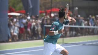 Coach's Corner: Chang On Nishikori US Open 2016