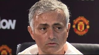 Manchester Derby - Jose Mourinho Says City More Difficult Without Sergio Aguero
