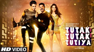 Tutak Tutak Tutiya Official Trailer Prabhudeva Sonu Sood Tamannaah