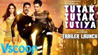 Tutak Tutak Tutiya Official Trailer | Prabhudeva, Sonu Sood, Tamannaah, Amy Jackson - VSCOOP