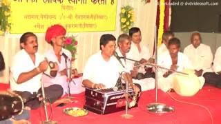 आई  माताजी  भजन-भेराराम  सेणचा  संत  शेषाराम जी-alwal live bhajan