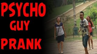Psycho Guy Prank - Pranks In India