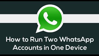 HOW TO USE 2 WHATSAPP IN ONE ANDROID DOWNLOAD WHATSAPP IN ((HINDI))