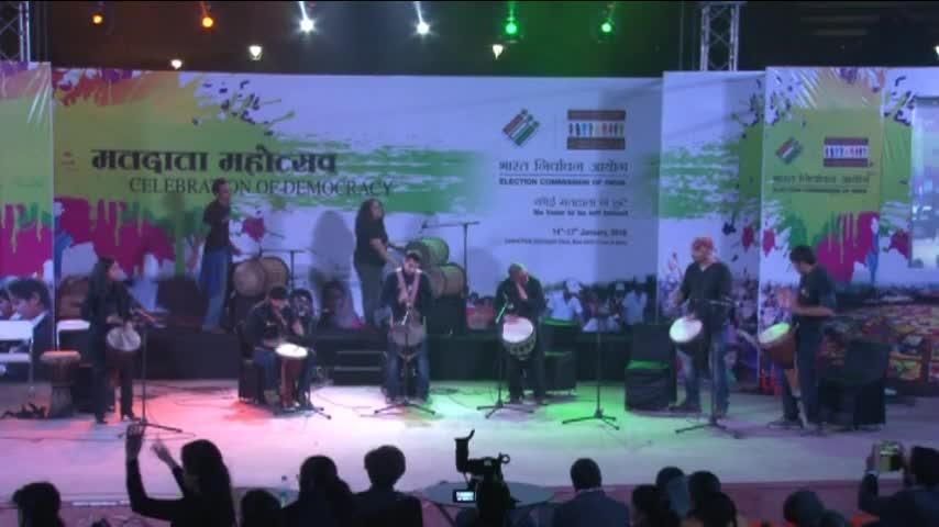 Matdaata Mahotsav - Earth Fola Drum 01
