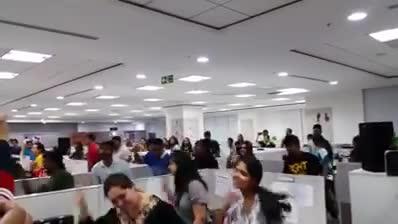 Yo Yo Jack & students are Dancing on Kolaveri di song