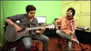 Uyirum Neeye - Abhijith P S Nair With Sandeep Mohan, AR Rahman Violin Cover