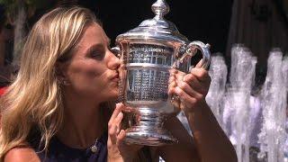 Tennis: Angelique Kerber remporte l'US Open
