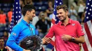 DJOKOVIC-WAWRINKA US OPEN FINAL 2016  FULL HD