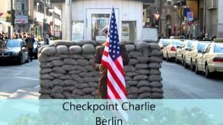 Famous germany tourist spots
