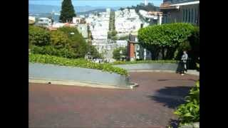 San Francisco: Lombard Street, Quick Video Tour