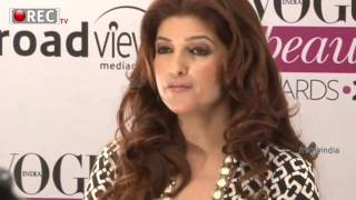 Vogue Beauty Awards 2014 Bollywood Celebs Kajol, Shilpa Shetty, Kangana Ranaut and others bytes