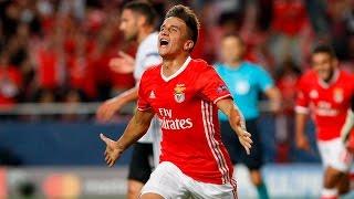 Benfica vs Besiktas 1-1 - UEFA Champions League 2016