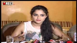 Tollywood Actress Asmita Sood at Sarvy Haleem Festival Hyderabad