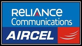 Reliance Com Aircel merger creates 3rd largest telecom company
